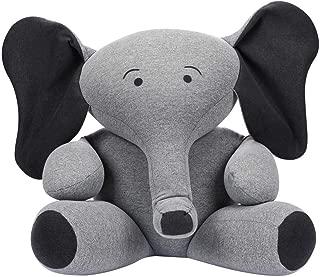 Bichinho Elefante Otto, Fom, Cinza