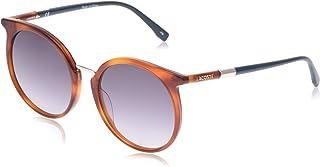 لاكوست نظارة شمسية للنساء,لون العدسة بني