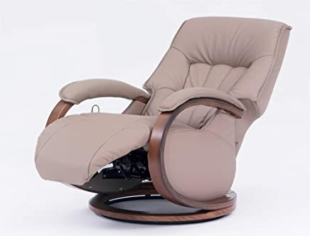 Himolla Mosel 8533-28S ZeroStress Electric Power Recline Recliner Chair in Soft Earth Leather with