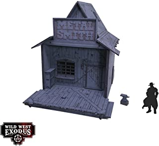 Wild West Exodus - Terrain 28mm Red Oak - Metal Smith SW
