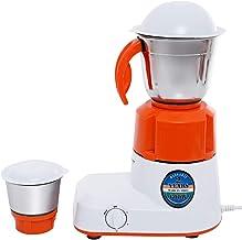 Olsenmark 2 In 1 Blender - Omsb2218, White And Orange, Plastic