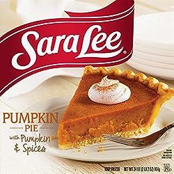 Sara Lee, Oven Fresh Pumpkin Pie, 34 oz (Frozen)