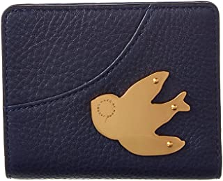 Womens Petal To The Metal Bifold Leather Wallet