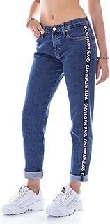 new style 293ad 95e28 Amazon.it: Calvin Klein - Jeans / Donna: Abbigliamento