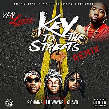 Key to the Streets (Remix) [feat. 2 Chainz, Lil Wayne & Quavo]