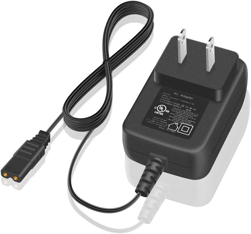 Power Cord Fit for Wahl 2021 trust Shaver UL 7339 8163 7388 Listed Charger