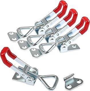 YOTINO Metall Spannverschluss GH-4001, 4PCS Hebel Verschluss, Spannverschluss, Klein..