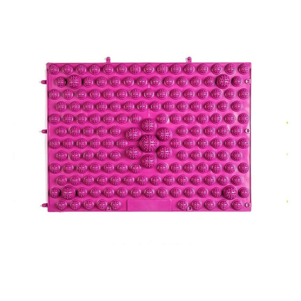 グリース仮称歩行者ウォークマット 裏板セット(ABS樹脂製補強板付き) (レッド)