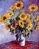 Das Museum Outlet–Stillleben mit Sonnenblumen von