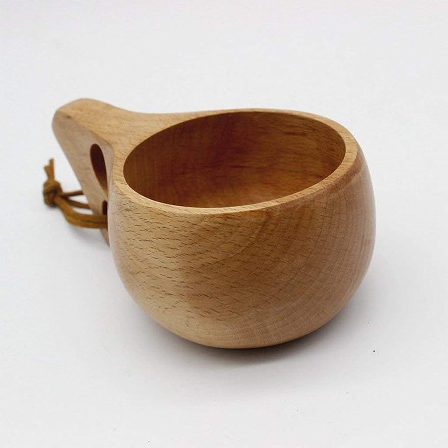 開いた心から解釈するTyou 木製 コップ カップ マグ カップ ティーカップ 手作り ジョッキ マグカップ 北欧 ナチュラル インテリア