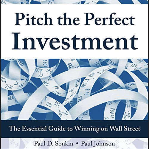 Pitch the Perfect Investment audiobook cover art