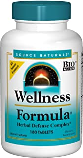 wellness formula herbal defence complex