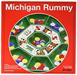 Pressman Michigan Rummy The Perfect Blend of Rummy and Poker for an Entirely New Game Experience