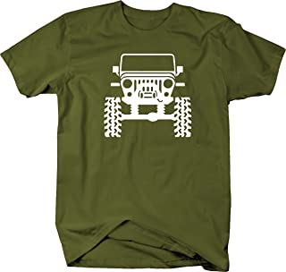 TJ CJ for Rubicon Club Mechanic - Mens T-Shirt