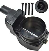 labwork-parts 102MM Drive by Wire Electronic Throttle Body for LS2 LS3 LS6 LS9 LS7 SD102MMELB