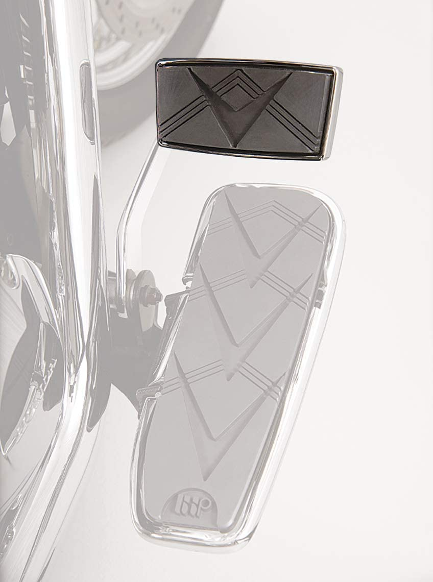 Show Chrome Accessories 21-555 half Cover Pedal Japan Maker New Brake