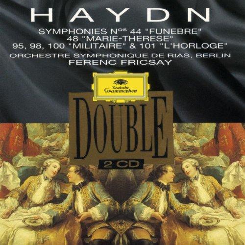 Haydn: Symphony No.44 In E Minor, Hob.I:44 -