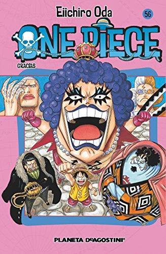 One Piece 56, Gracias