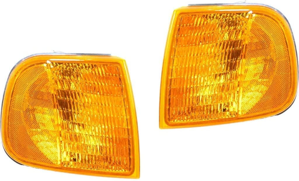 For Ford F-150 Heritage Parklight Max 80% OFF 2004 and Passenger Pair Popular standard Driver