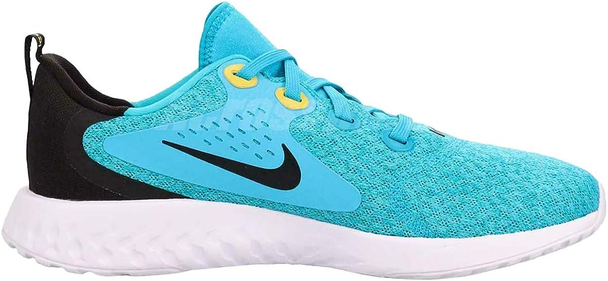 Nike Kids' Grade School Legend Beauty products Cheap sale React 3 Blue Fury Running Shoes