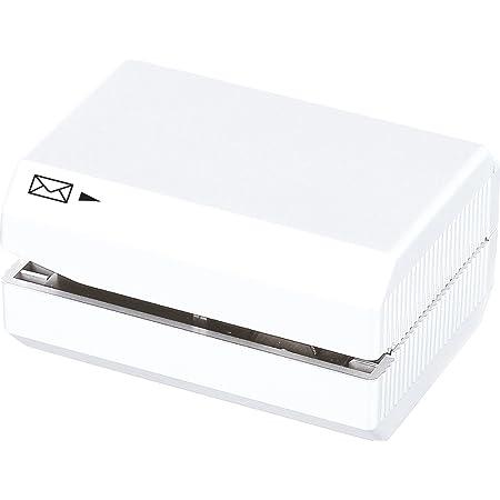 アデッソ レターオープナー 電動 ホワイト LP-1500