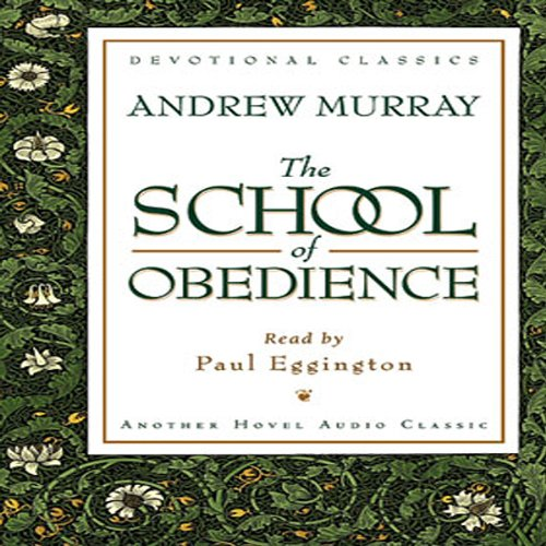 School of Obedience audiobook cover art