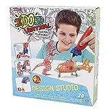 Ido 3D - 4er Set (Giochi Preziosi DDD02000)