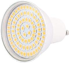 X-DREE 220V GU10 LED Light 8W 2835 SMD 80 LEDs Spotlight Down Lamp Energy Saving Warm White (4db166de-a222-11e9-8d7c-4cedf...