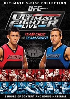 UFC: The Ultimate Fighter Live! Cruz vs. Faber by ANCHOR BAY by Not Provided