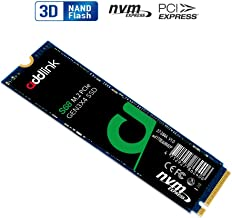 addlink S68 256GB NVMe PCIe Gen3x4 M.2 2280 SSD R/W 1700/1100MB/s Internal Solid State Drive