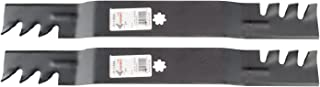 rotary copperhead mower blades