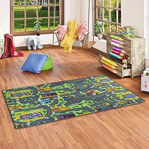 barato en línea Snapstyle City Play - Alfombra Carretera Infantil - 17 tamaños tamaños tamaños  mejor moda