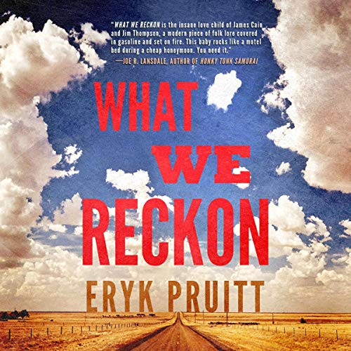 What We Reckon cover art