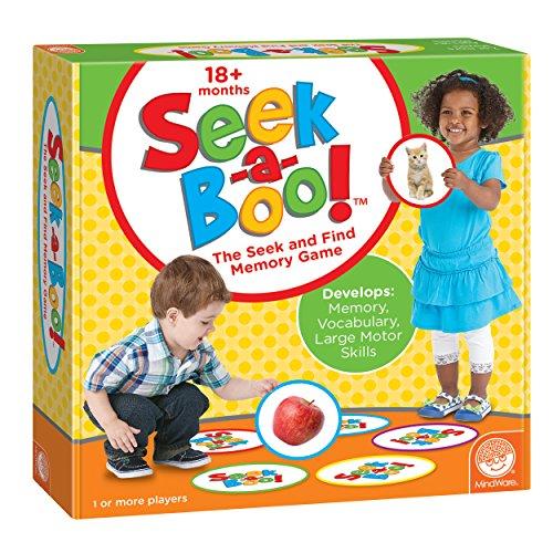 MindWare Seek-a-Boo Game