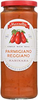 Mezzetta Parmigiano Reggiano Marinara Pasta Sauce, 16.25 Ounce - 6 per case.