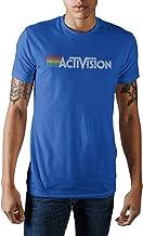 Activision Vintage Logo Men's Royal Blue T-shirt
