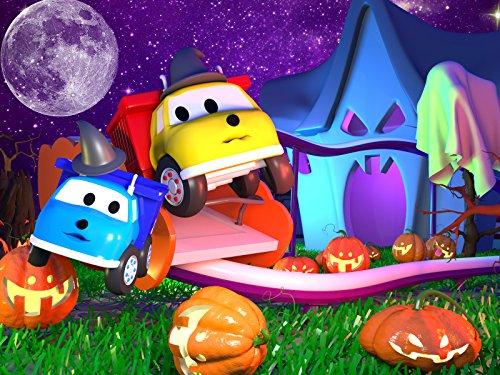 Halloween Etahn und Klein Ethan machen eine Fahrt mit der Geisterbahn / Ethan und Klein Ethan pflanzen Bäume!