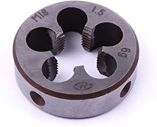 ATOPLEE M18 X 1.5mm Metric Right Hand Thread Die, 1pc