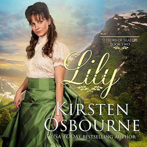 Lily audiobook cover art