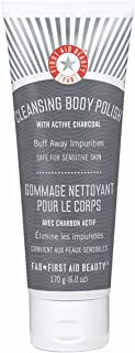 First Aid Beauty Cleansing Body Polish With Active Charcoal, 170 g