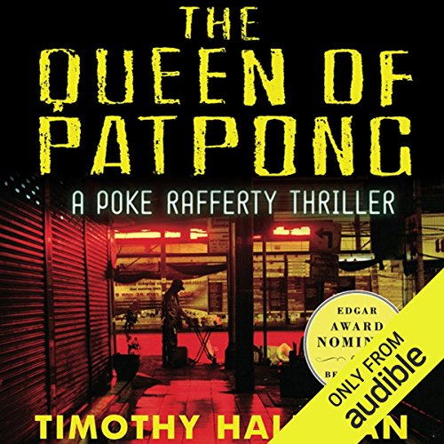 The Queen of Patpong audiobook cover art