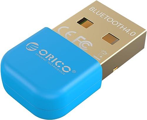 Mini Adaptador Usb Bluetooth 4.0 Orico Original BTA-403-BL