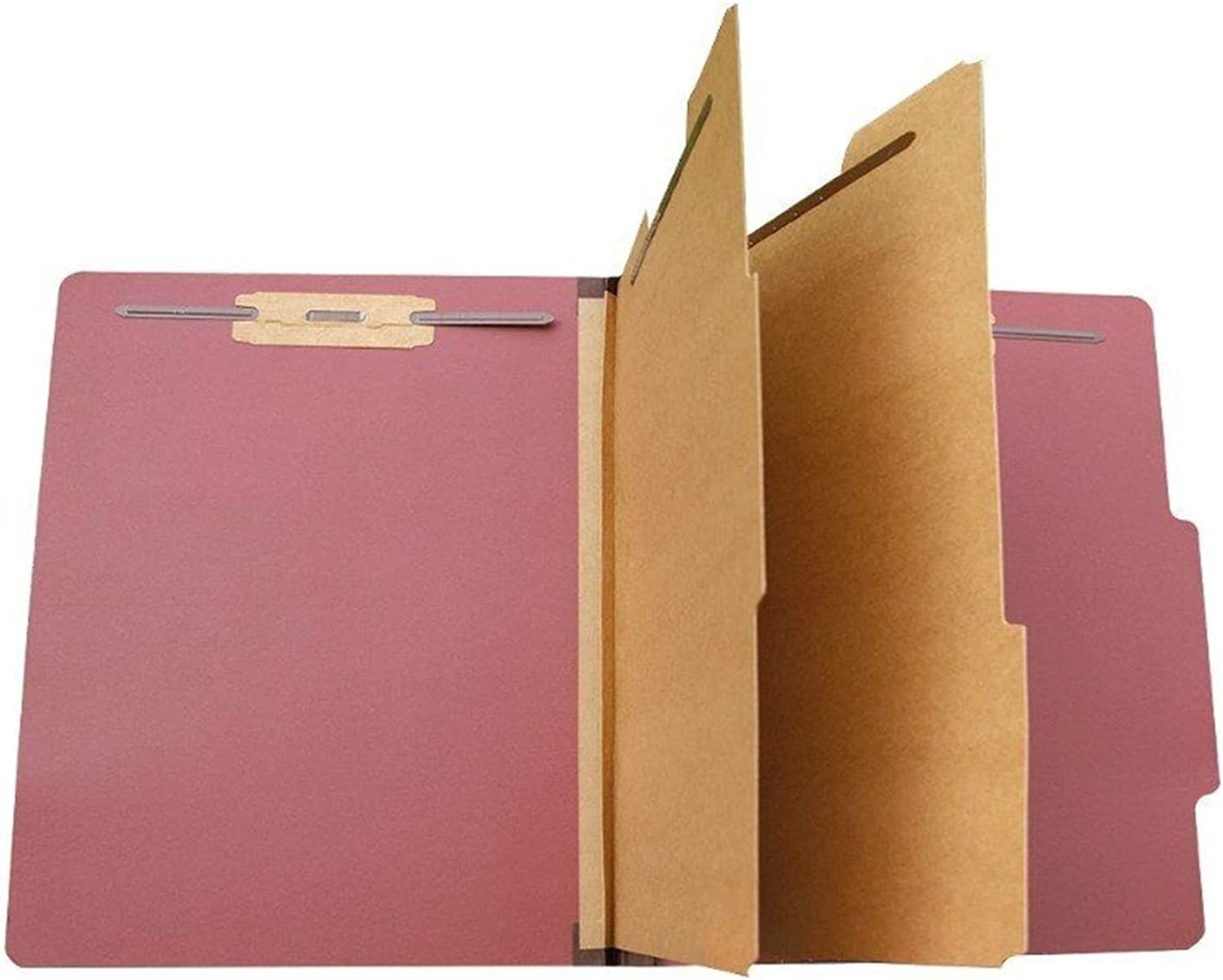Classification Folders with 2 Complete Free Shipping Prongs Durable Designed Ranking TOP19 Divider