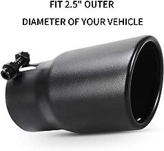 pickup exhaust tips