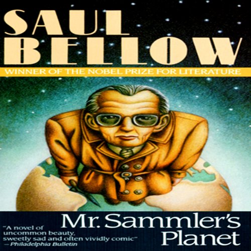 Mr. Sammler's Planet  audiobook cover art