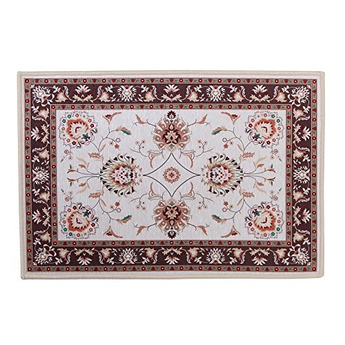 Domybest antislipmat voor tafel, voor woonkamer, klassiek, decoratie van het huis (80 x 120 cm)