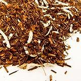 Caramel Rooibos Tea Loose Leaf Flavored Red Tea with Sweet Caramel Natural Flavoring Essence - 1 Pound