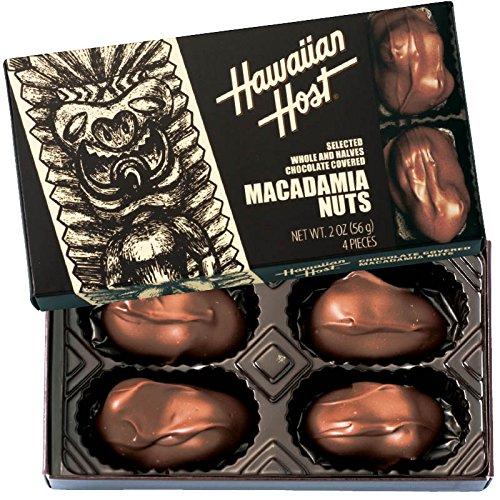 Hawaiian Host(ハワイアンホースト)『マカデミアナッツチョコレート TIKI』