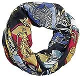 Harry Potter Crest Écharpe multicolore