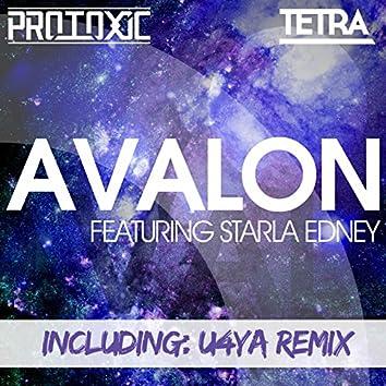 Avalon ft. Starla Edney (U4Ya Remix) - Single